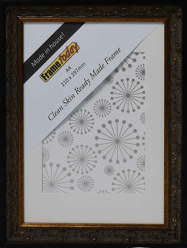 Cairo Silver 12x16 Picture Frame