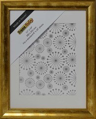 Cairo Gold 11x14 Picture Frame