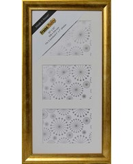 Cairo Gold 10x20 Picture Frame