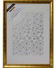 Cairo Gold A2 Picture Frame