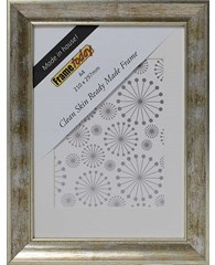 Cairo Silver A4 Picture Frame